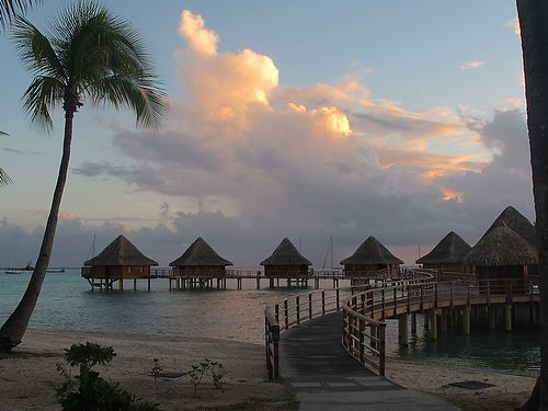 Taha'a, French Polynesia