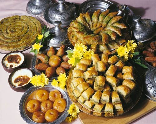 Turkish cuisine 1