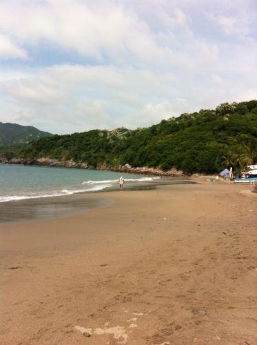 Cuastecomates coast